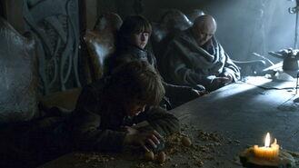 Bran e Rickon Grande Inverno