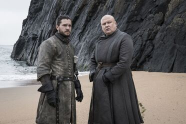Jon e Varys