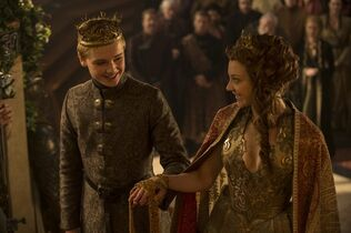 Tommen and margaery stagione 5