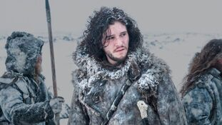 Jon snow 3x01