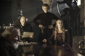Tywin Joffrey Cersei