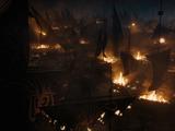 Assalto alla flotta Targaryen