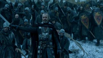 Stannis battaglia Grande Inverno