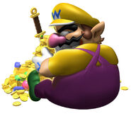 Wario's Only Love