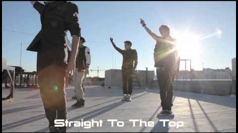 """IM5 - """"Into The Night"""" (Official Lyric Video)"""