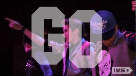 "IM5 - ""Go"" Lyric Video"