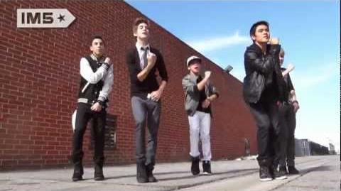 """IM5 """"It's Gonna Be Me"""" - Nsync Cover-1"""