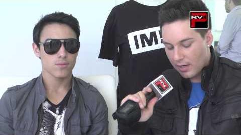 ! @chirstrondsen asks Gabe Morales @Gabeim5 IM5 fan questions