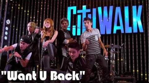 "IM5 - ""Want U Back"" (Mashup)"""