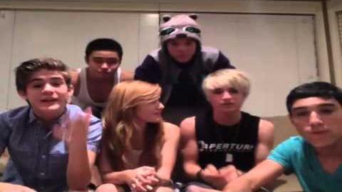 IM5 Ustream (August 29th 2012) !