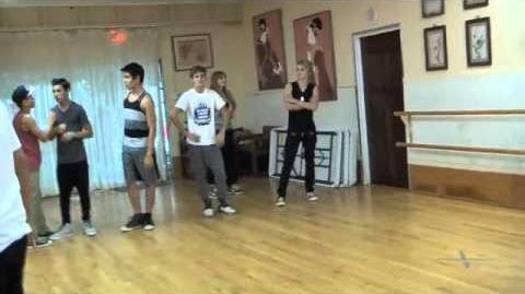 EXCLUSIVE WATCH a Preview of Bella and IM5's TCA Dance Rehearsal Footage!