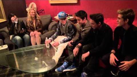 IM5 Fan Interview from The Mint LA Performance 1.15.2013
