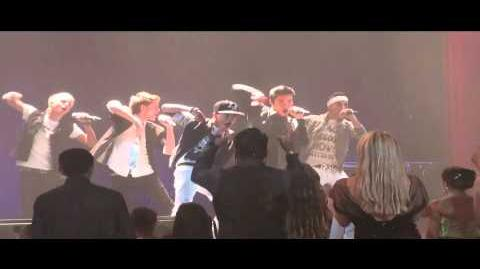 IM5 - Our first Quinceanera Performance