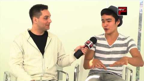 The lost interview @christrondsen talks to @willjayim5 @im5band