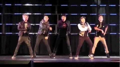 """IM5"" Debut Performance at Youth Rock Awards (12 7 2011)-0"