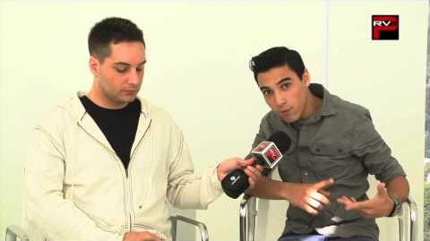 It's the lost interview @GabeIM5 @IM5Band talks to @christrondsen