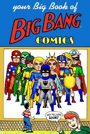 Micro big bang poster by everydaybattman-d4rlr0i