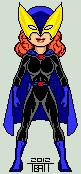 Micro lady shadowhawk by everydaybattman-d4ok2py