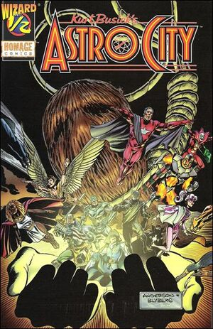 Cover for Astro City #0.5 (1999)