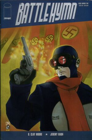 Cover for Battle Hymn #2 (2005)