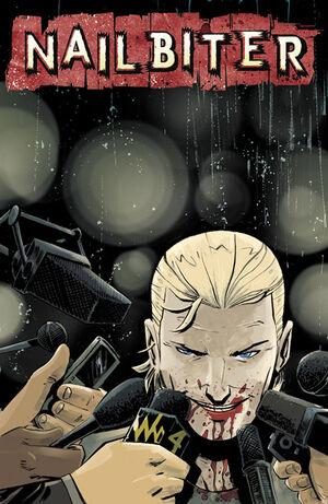 Cover for Nailbiter #12 (2015)