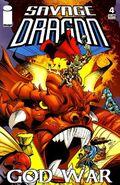 Savage Dragon God of War Vol 1 4