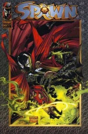 Cover for Spawn #50 (1996)