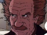 Albert Einstein (The Manhattan Projects)