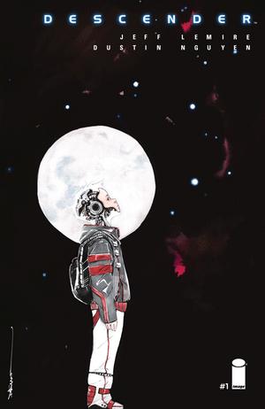 Cover for Descender #1 (2015)