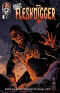 Pilot Season Fleshdigger Vol 1 1