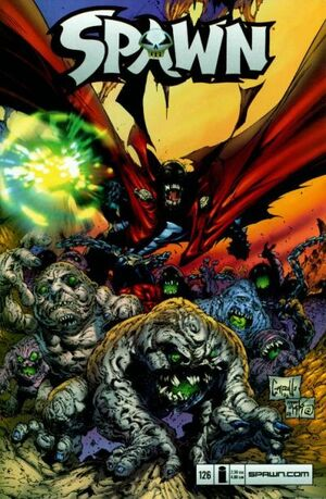 Cover for Spawn #126 (2003)