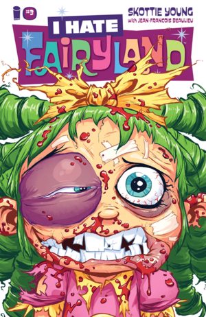 Cover for I Hate Fairyland #3 (2015)