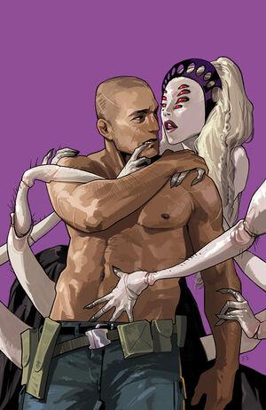 Cover for Saga #9 (2013)