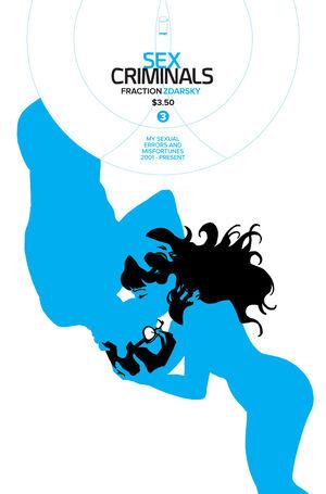 Cover for Sex Criminals #3 (2013)