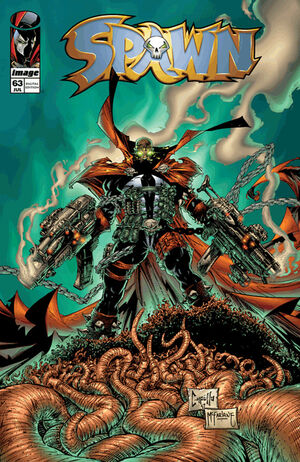 Cover for Spawn #63 (1997)