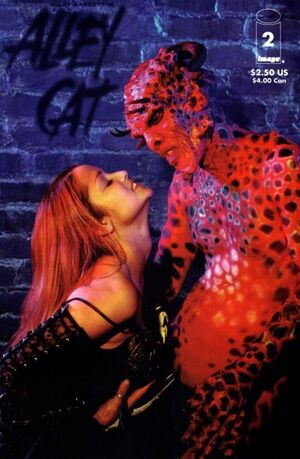 Cover for Alley Cat #2 (1999)