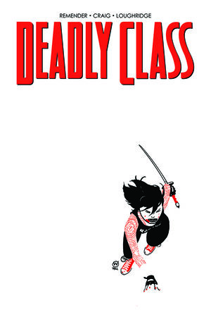 Cover for Deadly Class #14 (2015)
