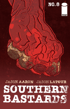 Cover for Southern Bastards #8 (2015)