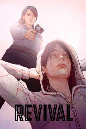 Cover for Revival #32 (2015)