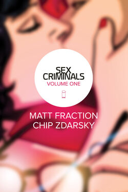 Cover for the Sex Criminals: One Weird Trick, Volume 1 Trade Paperback