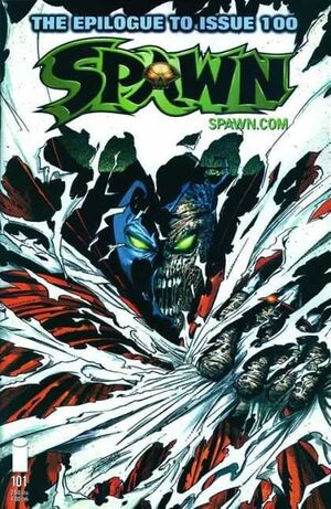 Cover for Spawn #101 (2000)