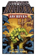Savage Dragon TPB Archives Vol 8