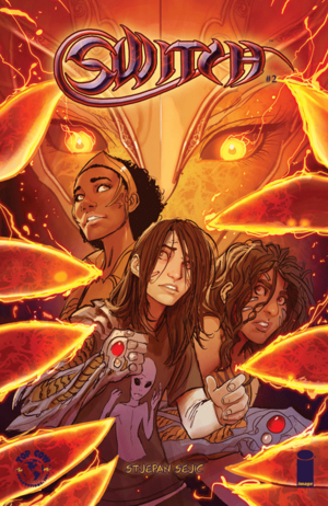 Cover for Switch #2 (2015)