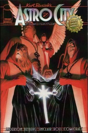 Cover for Astro City #9 (1997)