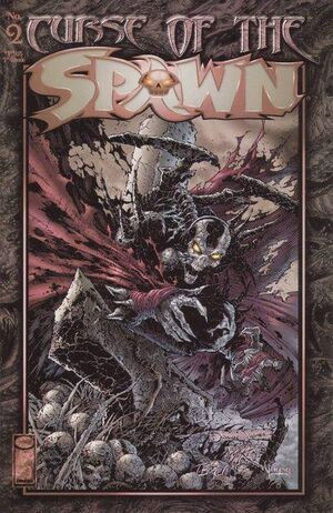 Cover for Curse of the Spawn #2 (1996)