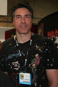Marc Silvestri at ComiCon 2006