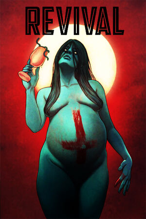 Cover for Revival #31 (2015)