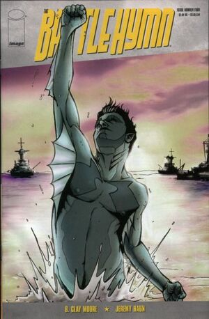Cover for Battle Hymn #4 (2005)