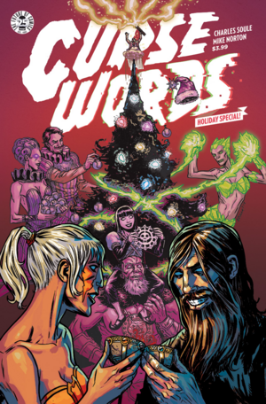 Cover for Curse Words Holiday Special #1 (2017)