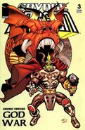 Savage Dragon God of War Vol 1 3
